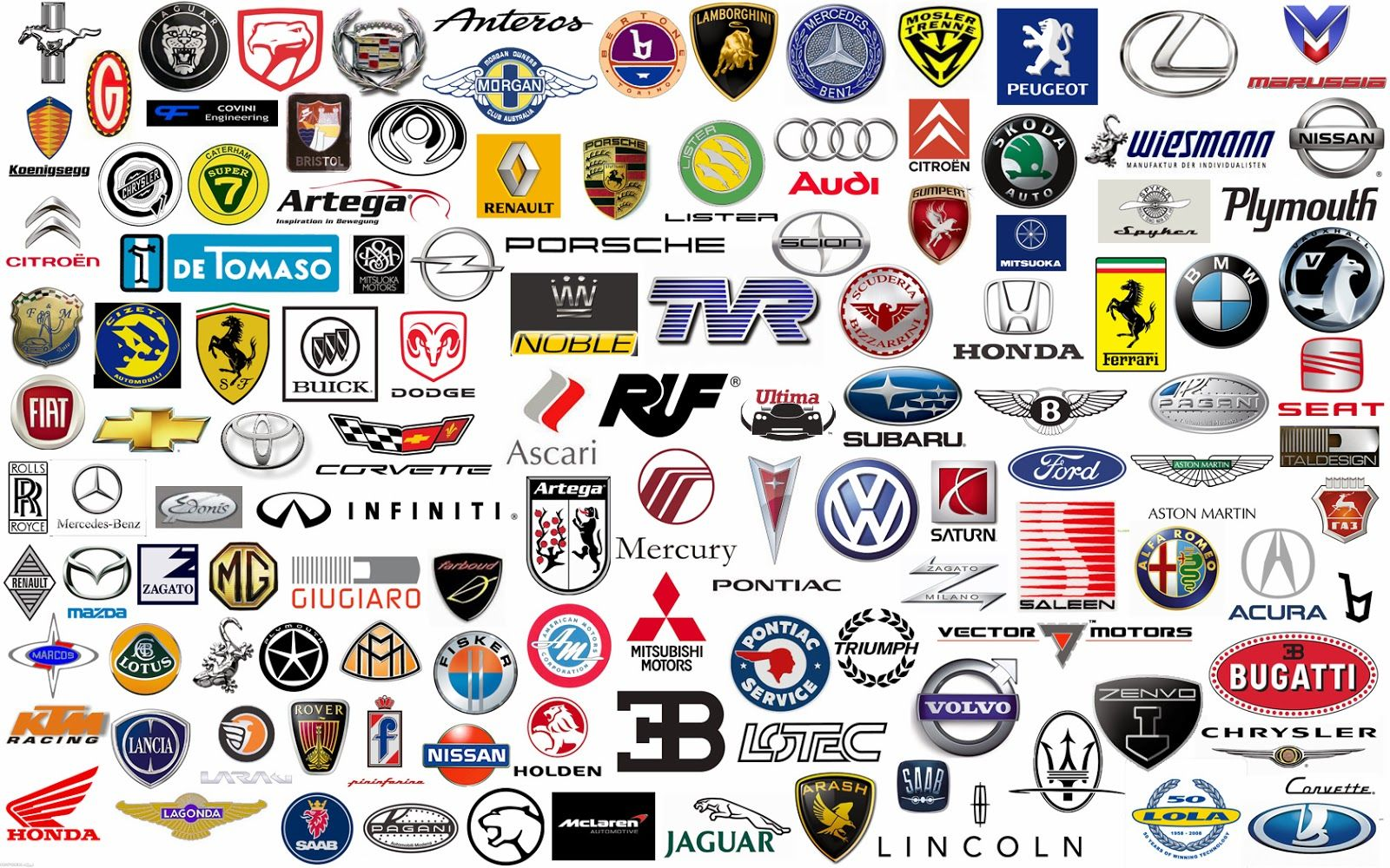 Car Logo Quiz – Name that Car Logo Quiz 20