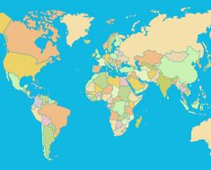 Countries of the World Quiz – Countries of the World Quiz Map 37