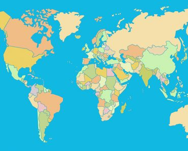 Countries of the World Quiz – Countries of the World Quiz Map 4