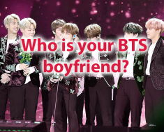 Quiz on Who is your BTS boyfriend? Check out now 33