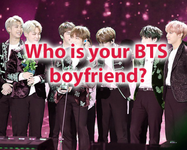 Quiz on Who is your BTS boyfriend? Check out now 3