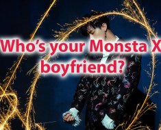 Take This Monsta X Quiz And See Who's Your Monsta Friend 33