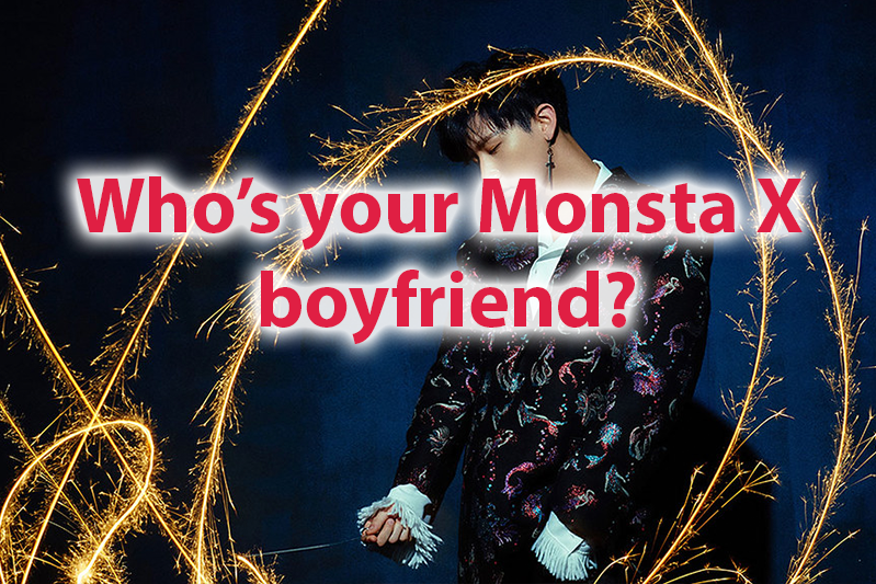 Take This Monsta X Quiz And See Who's Your Monsta Friend 1
