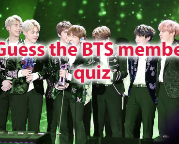 Guess the BTS member Start playing  quiz and find your perfect match! 2
