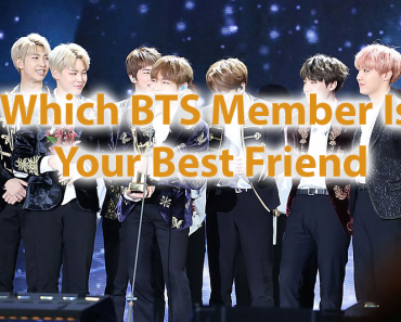 Quiz Which BTS Member Is Your Best Friend? Find out Now 4