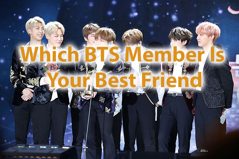 Quiz Which BTS Member Is Your Best Friend? Find out Now 1