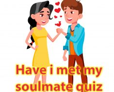 Have i met my soulmate quiz - Fast when will i meet my soulmate quiz 34