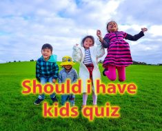 Should i have kids quiz