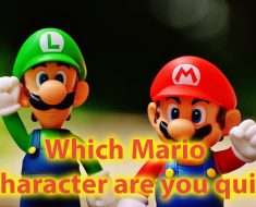 Which Mario character are you quiz - Great quiz for Super Mario lovers 3