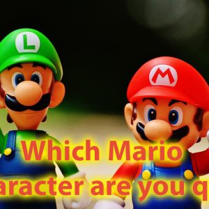 Which Mario character are you quiz - Great quiz for Super Mario lovers 47