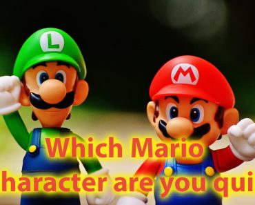 Which Mario character are you quiz - Great quiz for Super Mario lovers 2