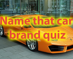Name the car brand - Name the car brand quiz 4