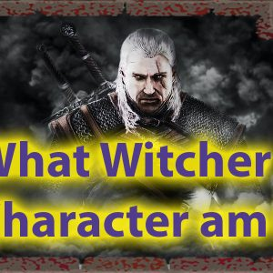 What Witcher Character Am I Quiz - Magic for fans 51