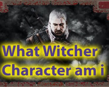 What Witcher Character Am I Quiz - Magic for fans 7
