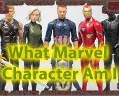 Which marvel character are you Quiz for those who love Marvel universe 36