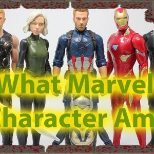 Which marvel character are you Quiz for those who love Marvel universe 57