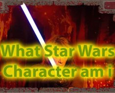 What Star Wars Character Am I The Quiz for Space Warriors 4