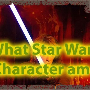 What Star Wars Character Am I The Quiz for Space Warriors 57