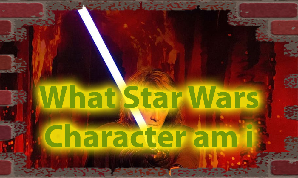 What Star Wars Character Am I The Quiz for Space Warriors 7