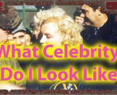 What celebrity do i look like quiz - Celebrity MatchMaker 35