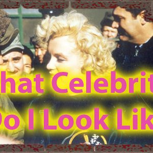 What celebrity do i look like quiz - Celebrity MatchMaker 26