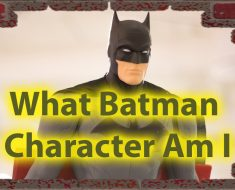 What Batman Character Am I Quiz - DC fans Personality test 2