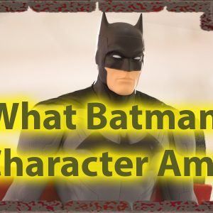 What Batman Character Am I Quiz - DC fans Personality test 57