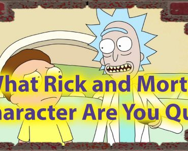 Which Rick and Morty character are you Quiz - Personality science 14