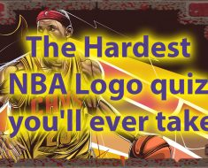 The hardest NBA logo quiz you'll ever take. Try it yourself 34