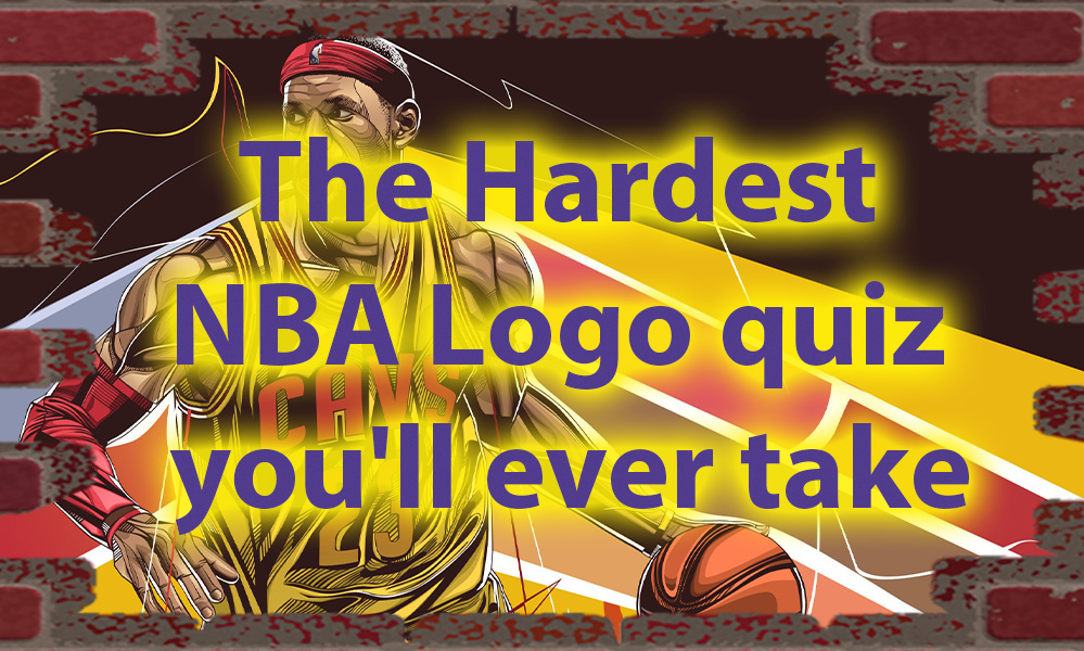The hardest NBA logo quiz you'll ever take. Try it yourself 14