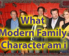 What Modern Family Character Am I Quiz - A quiz for modern age 36