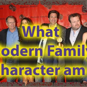 What Modern Family Character Am I Quiz - A quiz for modern age 57