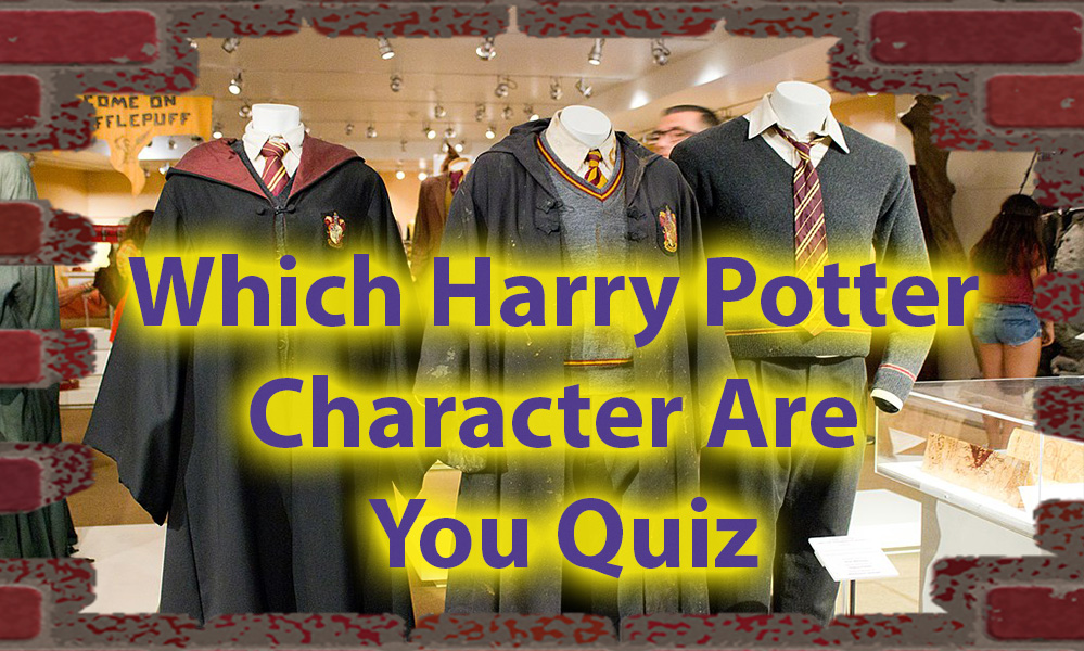 Which Character Are You From Harry Potter Quiz Only for Potterheads 1