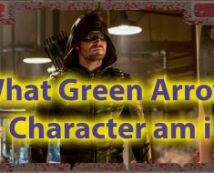 What Arrow Character Am I Quiz for Outlaws 37