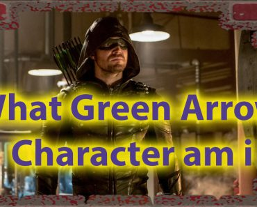 What Arrow Character Am I Quiz for Outlaws 9