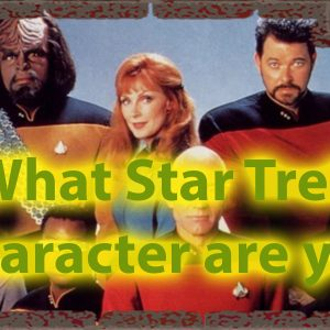What Star Trek Character Are You Quiz of Personality 56