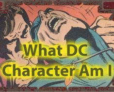 What DC Character Am I Quiz for Real Superheroes 4