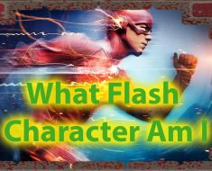 What Flash Character Am I Quiz,  for the Flash lovers 37