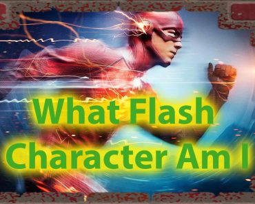 What Flash Character Am I Quiz,  for the Flash lovers 12