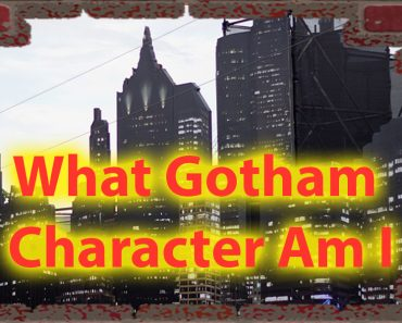 What Gotham character am i quiz The origins 15