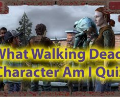 What Walking Dead Character Am I Quiz - The Zombie Quiz 36