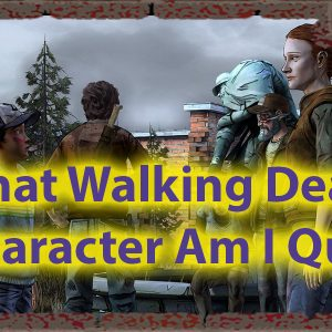 What Walking Dead Character Am I Quiz - The Zombie Quiz 52