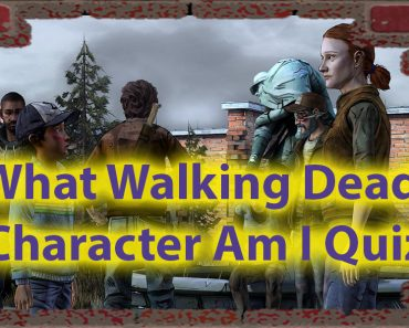 What Walking Dead Character Am I Quiz - The Zombie Quiz 6