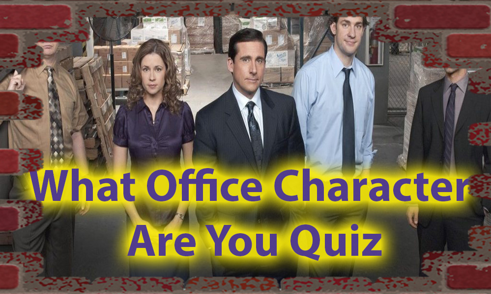 Which character from the office are you quiz. Office Personality Check 1