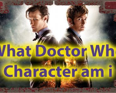 What Doctor Who Character Am I Quiz for Timelords 11