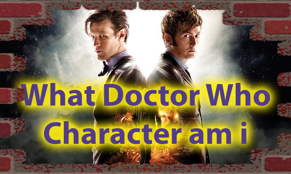 What Doctor Who Character Am I Quiz for Timelords 1