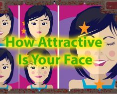 How attractive is your face - Beauty Quiz for Both Genders 35
