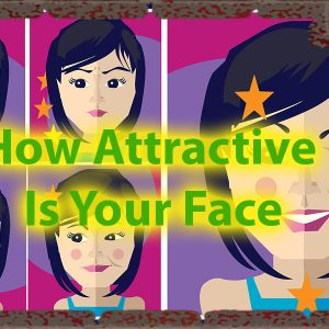 How attractive is your face - Beauty Quiz for Both Genders 45