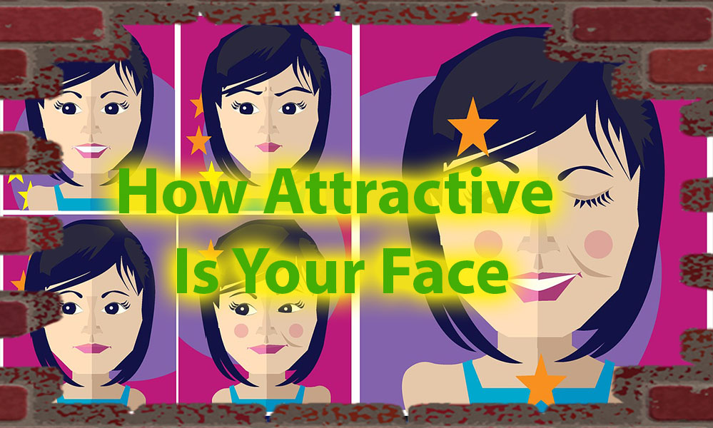How attractive is your face - Beauty Quiz for Both Genders 1