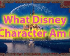 What Disney character am i quiz of Character 31